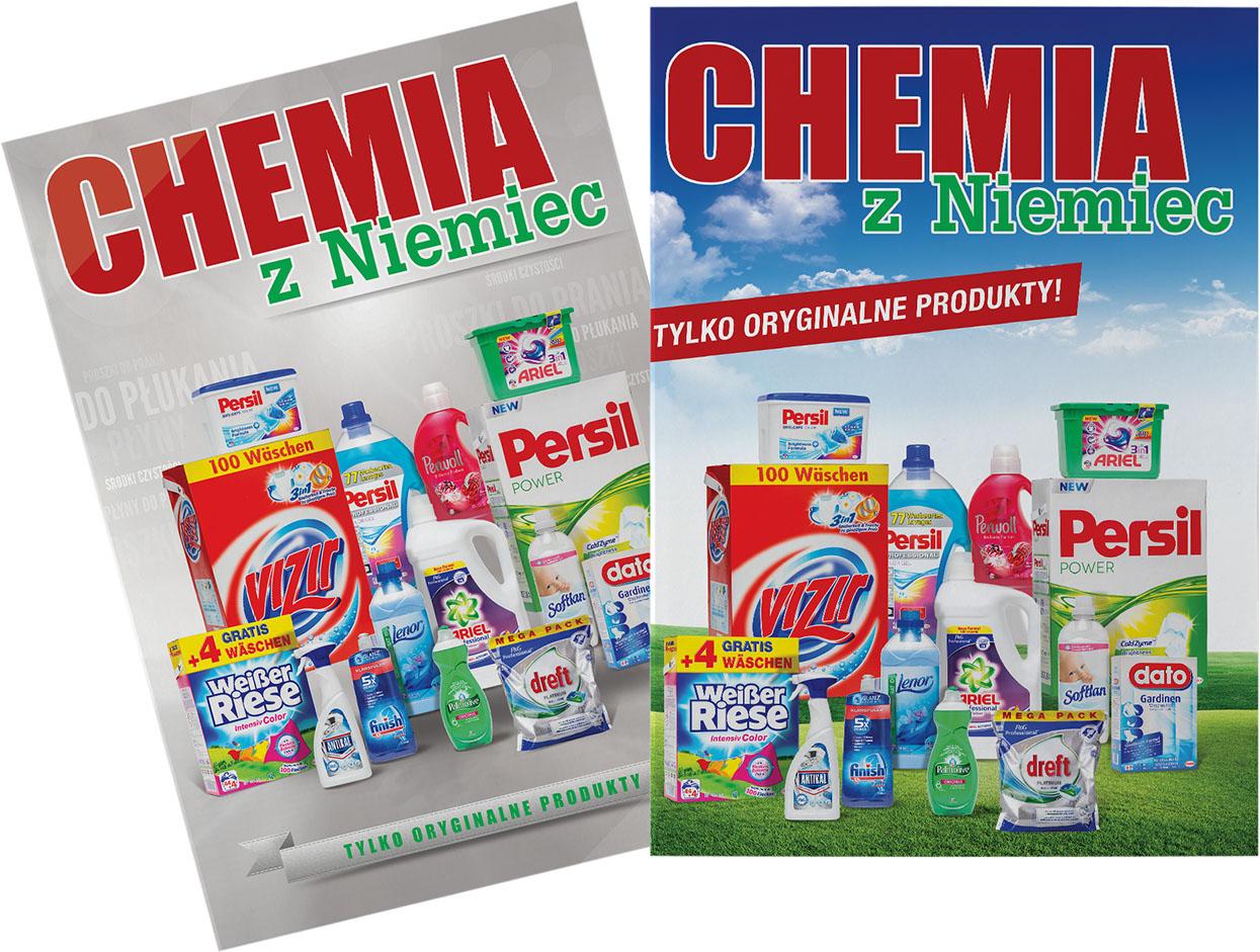 ulotka chemia z niemiec