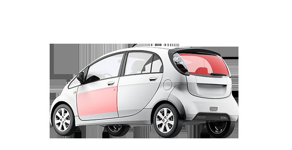 oklejanie samochodów osobowych wrocław